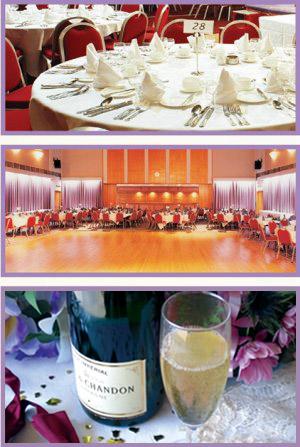 Fairfield Halls Reception Rooms